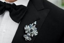 Men's Boutonneires / by Bridal Expo Chicago/Milwaukee Luxury Events