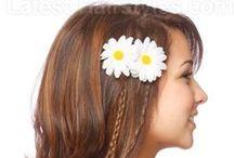 Hair for little girls / Hair