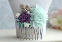 French Blue Wedding Ideas / by Alecia Mango