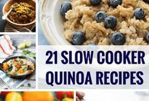 Nutrition | Crockpot Recipes / Tools, tips and resources for #easy, #healthy, #crockpot and #slowcooker #recipes.  Set yourself up for #success with these go-to meals!