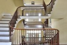 Staircases and Stairways / A staircase can be a truly beautiful thing. Winding staircases, open staircases, rustic stairways, double staircases, floating staircases: we love them all. If you are considering a staircase remodel, this is your spot for ideas and inspiration. Going the DIY stairway route? Get decor ideas to make your staircase a special home feature. / by realtor.com