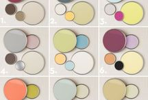 Paint colors / by Kat Chulkas