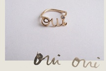 Cool Jewels / by Sara Woolsey / the saradactyl