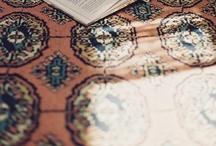 Rugs & Floors / by Sara Woolsey / the saradactyl