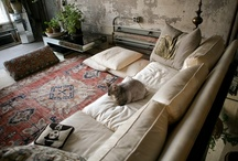 Living Room / by Sara Woolsey / the saradactyl