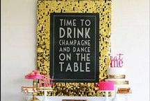 Party Ideas! / by Ariel Carter (McKay)