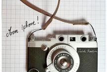 Camera / by Isabelle Kessedjian