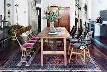 Dining Room / by Sara Woolsey / the saradactyl