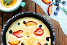 Recipes - Breakfast/Brunch / by Beth S