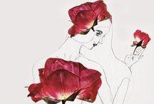 Illustrations & Paintings I Love