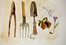 Sketchbooks / Art Journals / by Mary Penn