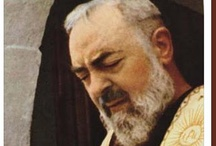 St. Padre Pio / by Dawn Hunt