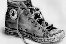 Pencil Drawings / by Mary Penn