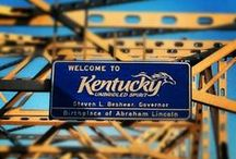 "My Old Kentucky Home / ""No matter where I roam, Kentucky will always be my home."" / by Kimberly Williams"
