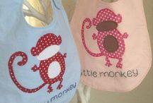 Baby Bibs / Adorable baby bibs to keep your little ones dribble free!