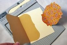 Cardmaking- Fancy Folds