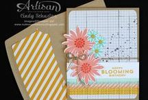 Stampin' Up!- Flower Patch