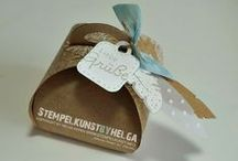 Stampin' Up!- Curvy Keepsake Box Thinlits