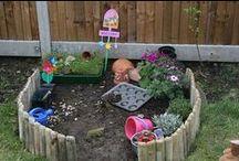Little One's Garden / by Reverie .