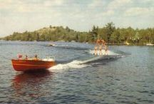 Retro Cottagers and Campers / Remembering the cottagers, campers, and outdoor enthusiasts from yesteryear.