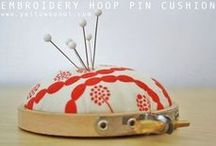 sewing makes me happy / by Katie Bulloch