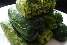 Get in My Belly. / Vegetarian and vegan food.  / by Kate