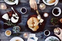 Gather / Gather, party, dinner, tablescape,