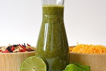 Recipes: Dressings / by April P.