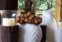 Fall Decor Ideas / by April P.