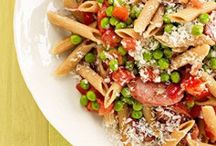 What's for Dinner? / healthy (or at least semi-healthy) meals ready in 20-45 mins / by Candace Ray