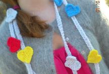 www.ColorfullCrochet.Etsy.com / Crochet scarfs, fingerless gloves/ mitts, cuffs, hats & some jewerly! Please check it out & share the link! Thank you!   / by Rebecca Becker-Davis
