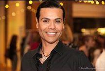 Gabriel De Santino / CEO & Founder of Gabriel Cosmetics Inc         Behind the Scenes   Lifestyle