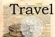 Travel and places / destinos interessantes,viagens ! / by Beth Bucker
