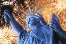 Happy 4th of July / Celebrate the Red, White And Blue  / The celebration of our Independance / by Kim Lawhorn