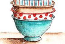 Pottery / by Beth Bucker
