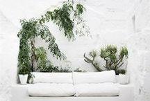 retreat - inside outside / by dar gitane