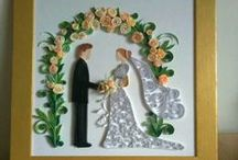 Quilling people