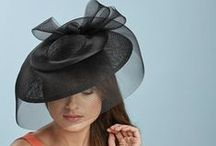 Gina Foster Milliner / Designer & maker of made-to-measure hats & headpieces for weddings, races, brides and occasions using the finest quality materials.