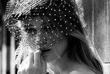 Hats, Veils & Lace