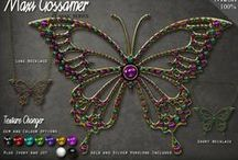 Jewelled Animals and Creatures / Secondlife Jewellery - Jewelled Animals and creatures