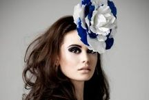 William Chambers Millinery / William Chambers is a Glasgow (UK) based milliner, who creates bespoke handmade hats, headpieces and bridal millinery. http://www.williamchambers.co.uk/