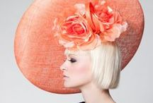 Dillon Wallwork Bespoke Hats / Dillon Wallwork is a celebrated London hat designer who creates high quality bespoke hats and couture headpieces.
