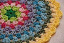 Crochet Circles & Motifs / by Rebecca Becker-Davis