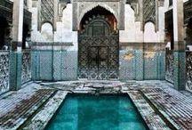 Morocco / #morocco #marrakech #travel #africa #roadtrip #boho #adventure #