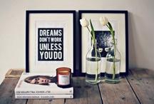 apartment ideas / by Lauren Smith