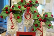 Christmas decorating / by Stacy Shepherd-Jordan