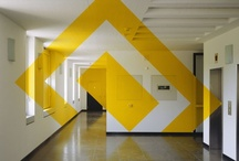 R&D: Felice Varini / Anamorphic Greatness / by Craig Gronowski