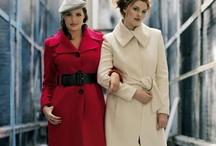 Coats Coats Coats / by Eva Smith at Tech Life Magazine