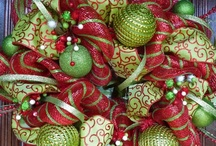 Christmas Decorating / Christmas Decorations #christmas #decor / by Eva Smith at Tech Life Magazine