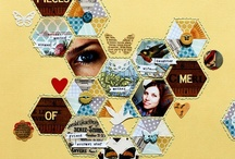 Scrapbook layouts and products / by Sophia Singletary